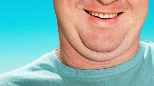 Get Rid of Annoying Double Chin