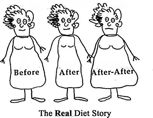 The Real Diet Story